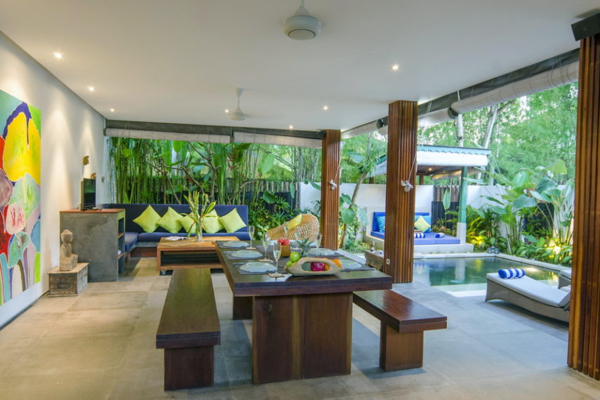 Siang 3 bedrooms luxury villa resize Umalas Bali (8)