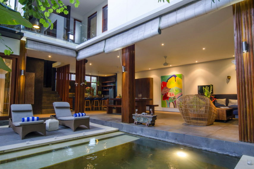 Siang 3 bedrooms luxury villa resize Umalas Bali (9)