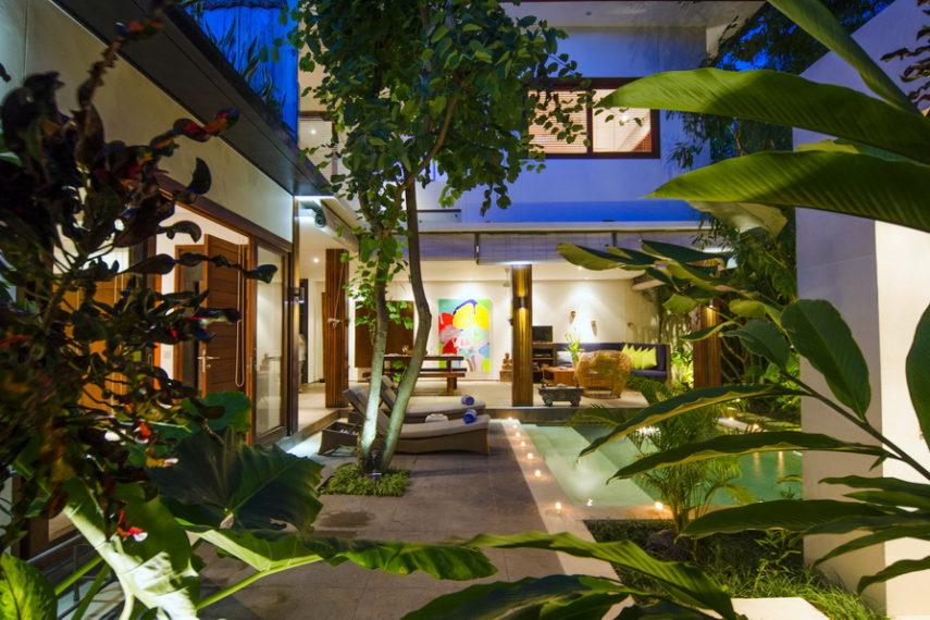 Siang 3 bedrooms luxury villa resize Umalas Bali (1)