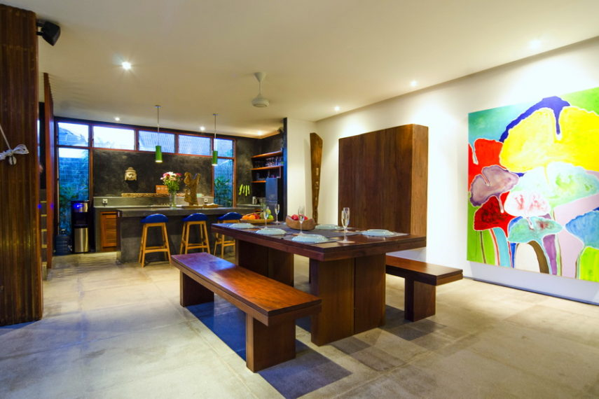 Siang 3 bedrooms luxury villa resize Umalas Bali (10)