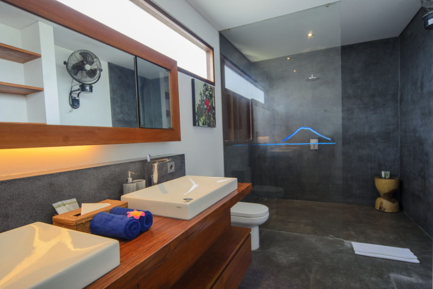 Siang 3 bedrooms luxury villa resize Umalas Bali (5)